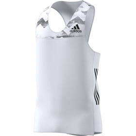 adidas AdiZero Supernova Top Men crystal white/black